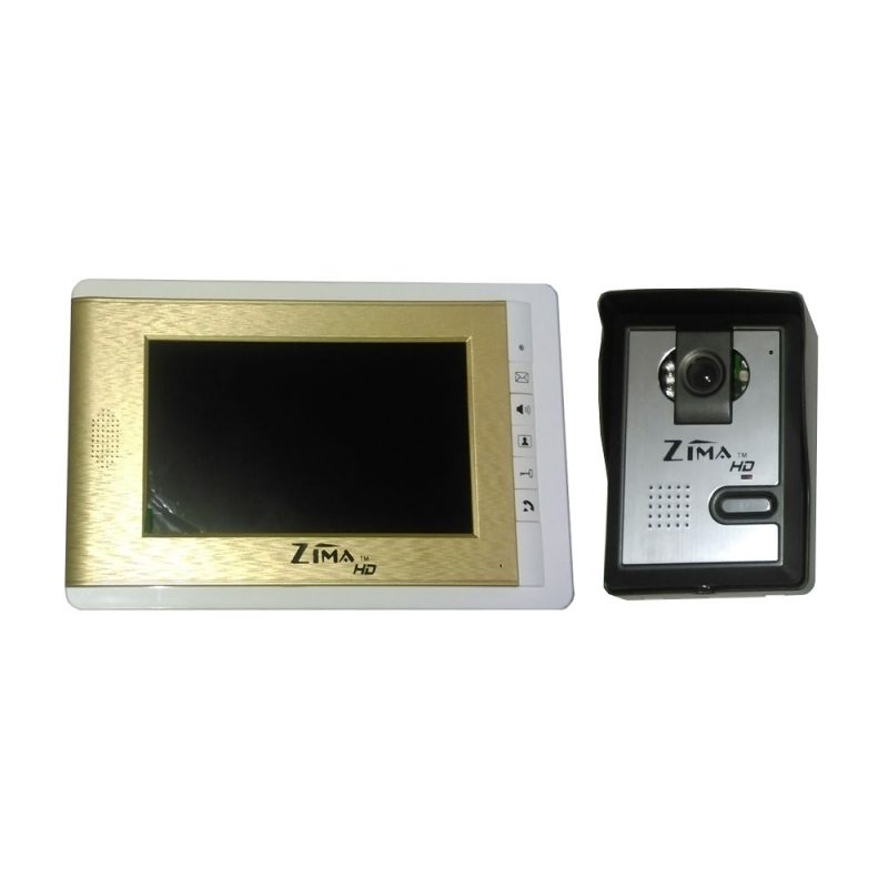 zimahd video phone door